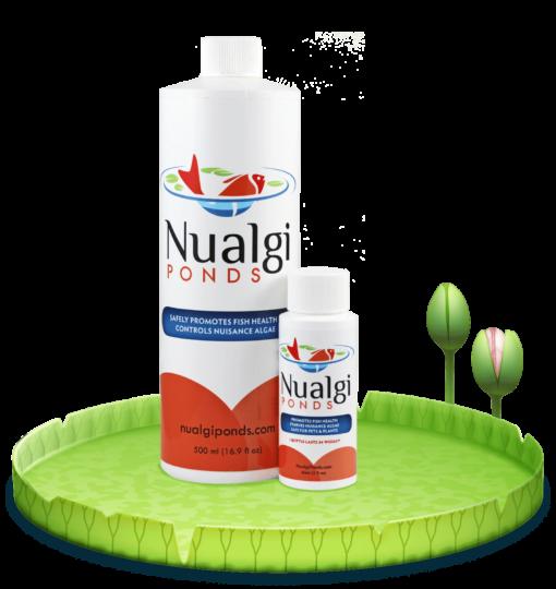 Nualgi Ponds Family of Products