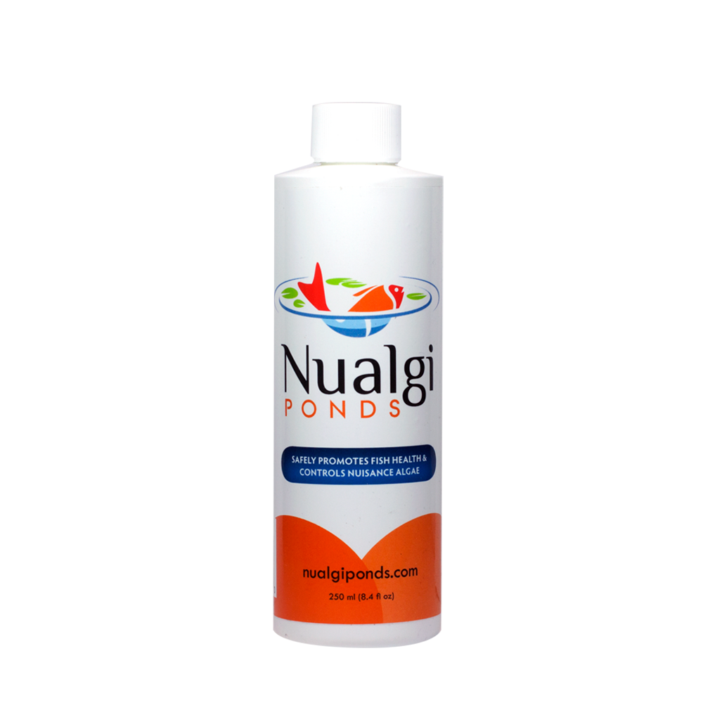 Promotes fish health and controls nuisance algae