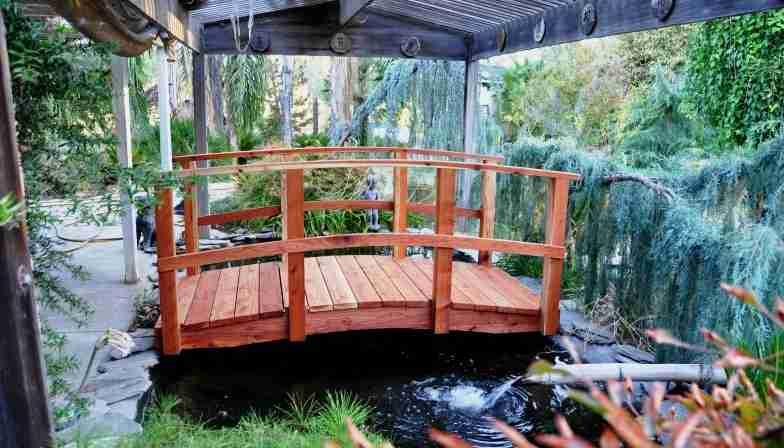 Customer Profile: Joe Guraro – How to Choose a Garden Bridge