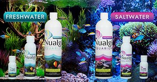 Nualgi Aquarium for Fresh water & Saltwater Aquariums